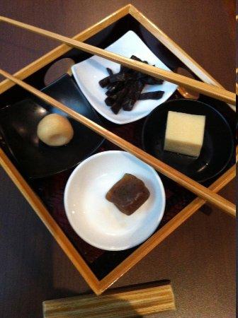 Royal Park Hotel The Kyoto: breakfast seasonal delicacies box