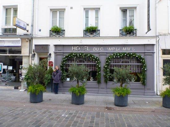 Hotel du Champ de Mars: Hotel Champ de Mars