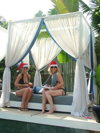 Mulberry Boutique Hotel: Happy Christmas