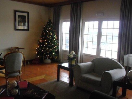 Hotel Segredos De Vale Manso: Sala de estar
