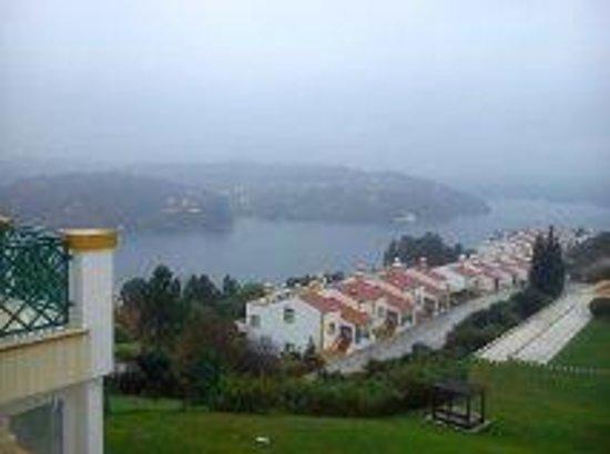 Hotel Segredos De Vale Manso: Vista do hotel