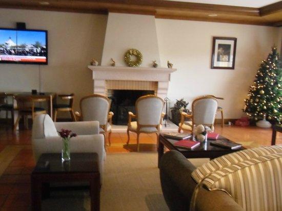 Hotel Segredos De Vale Manso: Sala