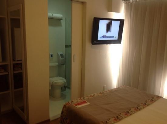 Capcana Hotel Sao Paulo Jardins: Quarto 1006