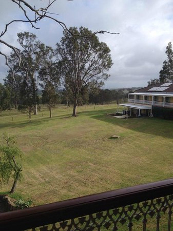 The Sebel Kirkton Park Hunter Valley: View from room overlooking Hunteer Valley
