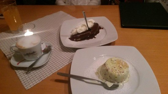 Filip : Desserts