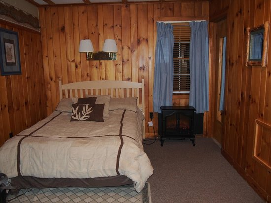 Mountain Brook Lodge: Wonderful rooms