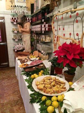 Officina Della Bistecca: aperitivo
