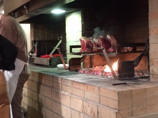 Officina Della Bistecca: la griglia
