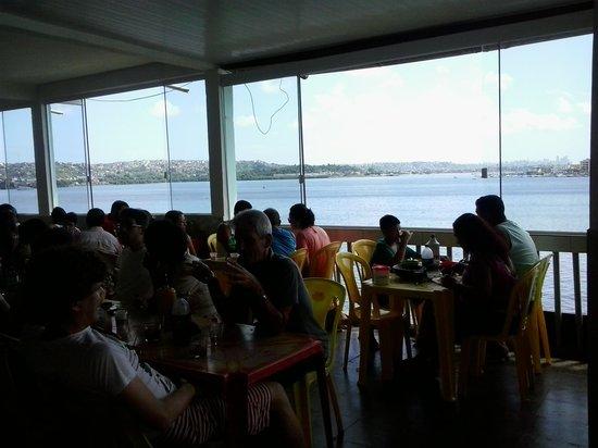 Boca de Galinha: Vista panorâmica