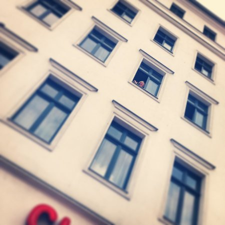 The Circus Hotel: Modern building in Berlin Mitte