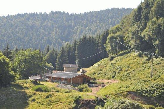 Sala Comacina, Италия: Uitzicht op Alpe di Sala