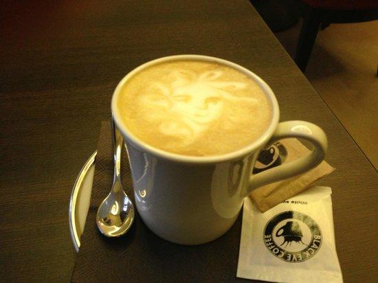 Кофе черный глаз