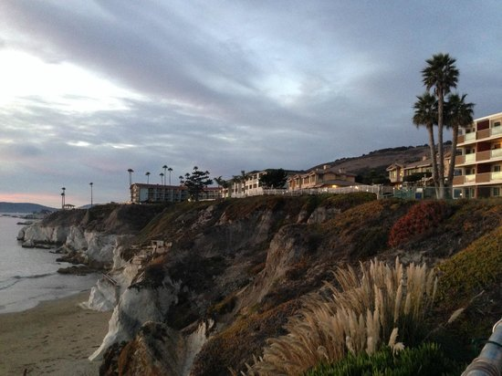 SeaCrest OceanFront Hotel: A view from the coast