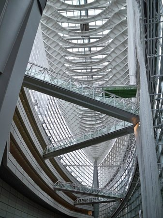 Tokyo International Forum : Amazing