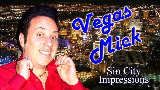 VEGAS MICK - Sin City Impressions