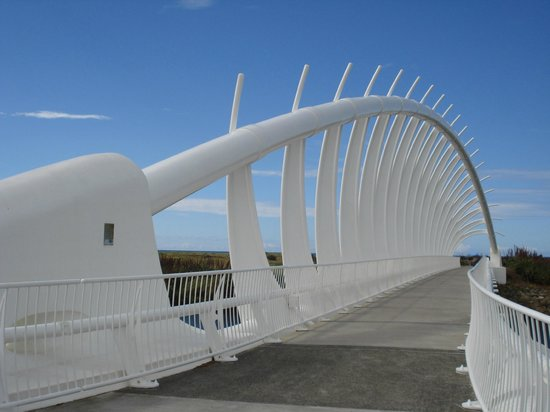 Coastal Walkway: The last attraction on the walk