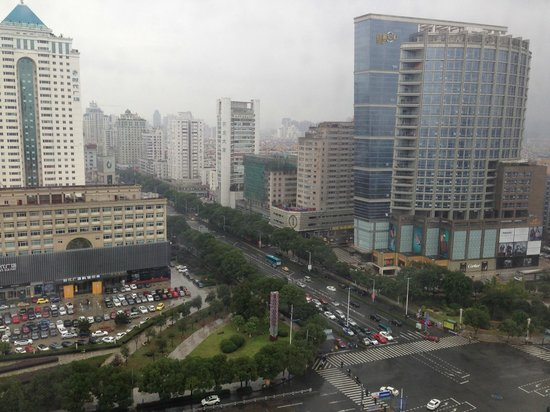Sheraton Wenzhou Hotel : View from room