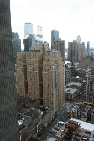 New York Marriott Marquis: our view