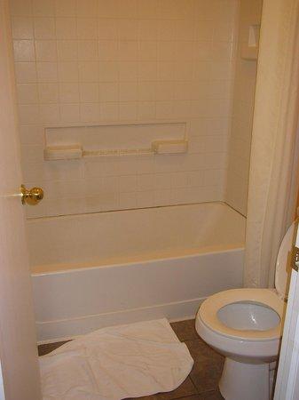 Americas Best Value Inn-Marysville: Bathroom