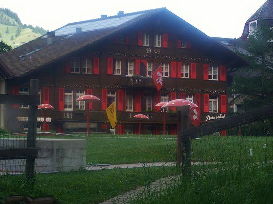 Hotel Bernerhof & Residence: Hotel bernerhof