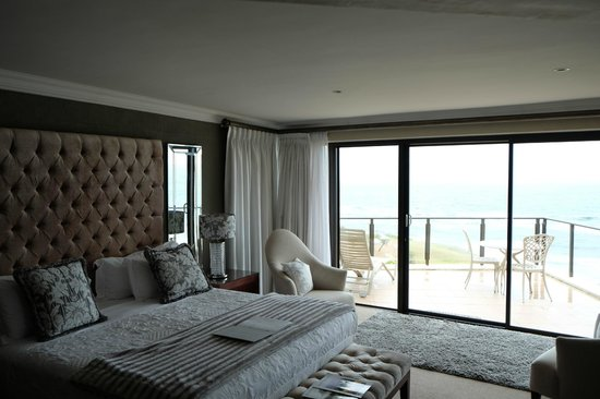 African Oceans Manor on the Beach: Room
