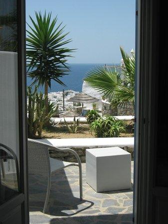 Vencia Hotel: Sea View Room