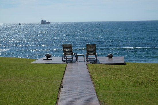 African Oceans Manor on the Beach: Place to take in the view