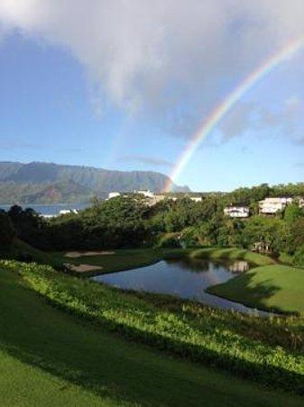 Princeville Makai Golf Club : #3 par 3