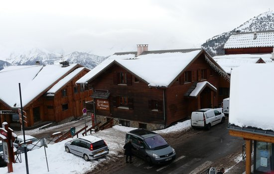 Chalet Pere Josef