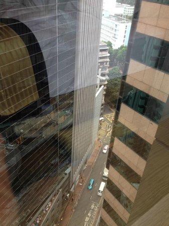 Hotel Pennington by Rhombus: Hong Kong view