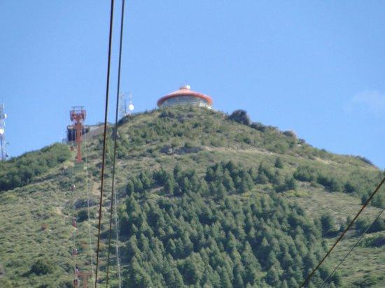 Cerro Otto: confitería