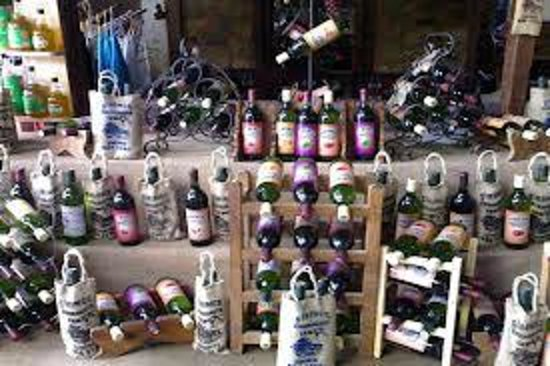 Sirince: Sweet wines of all flavors possible