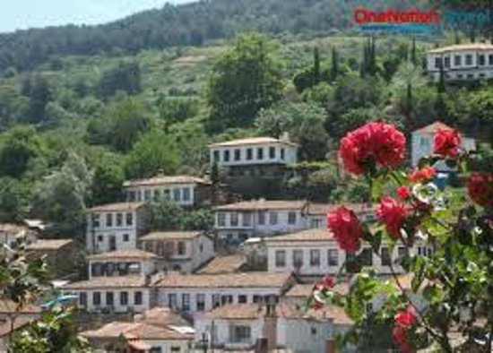 Sirince: Part of the picturesque village