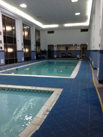 Mountaineer Casino Racetrack & Resort: Pool area