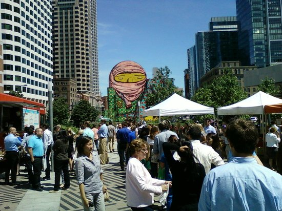 Back to top. Mobile Eats. Visiting The Greenway · Interactive Map · Food  Trucks