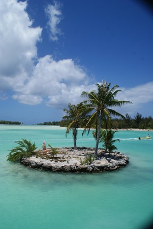 Vaitape, French Polynesia: Bora Bora