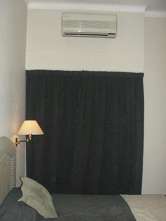 Lafayette Hotel: Ar condicionado split
