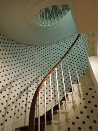 Hotel Astoria - Astotel: Staircase