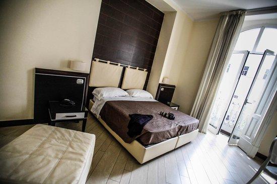 Hotel Ferdinando II: room