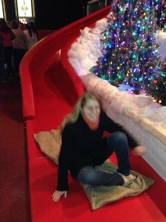 Castle Noel: Fast slide from the Christmas Story