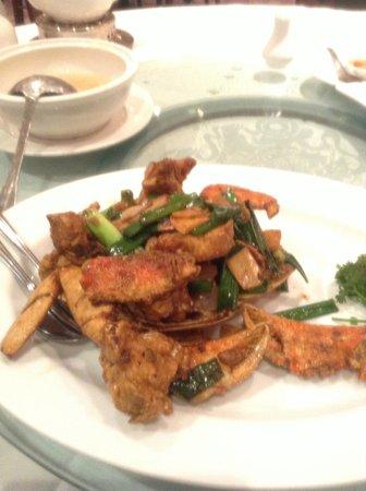 Kirin Seafood Restaurant: My Crab
