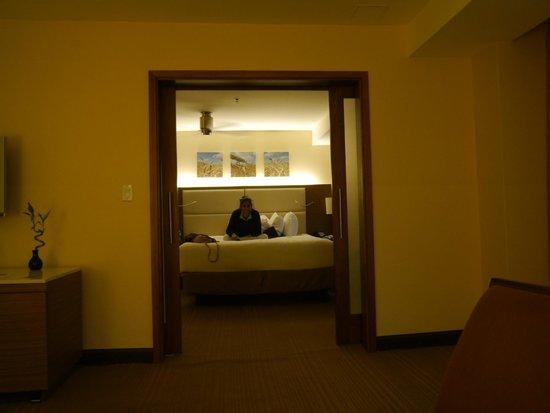 Hyatt Regency Monterey Hotel and Spa on Del Monte Golf Course: Bedroom