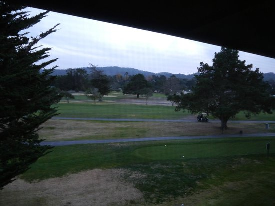 Hyatt Regency Monterey Hotel and Spa on Del Monte Golf Course: View of the Golf Course