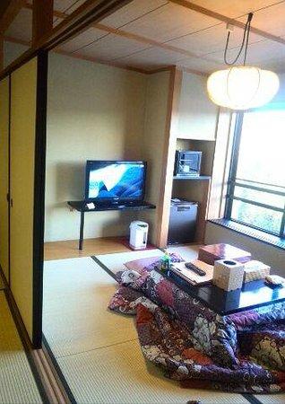 Washintei Hougetsu: 【芦ノ湖棟】和室6畳部分