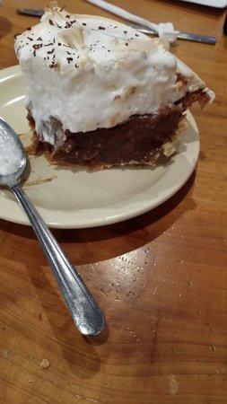 OST Restaurant : Very good meringue