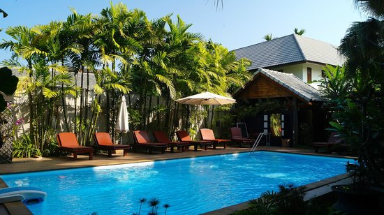 Shewe Wana Boutique Resort and Spa : Pool area