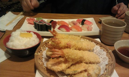 East Hana Sushi