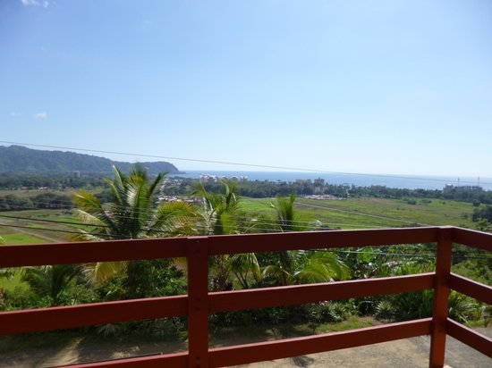 Aparthotel Vista Pacifico : View from Veranda