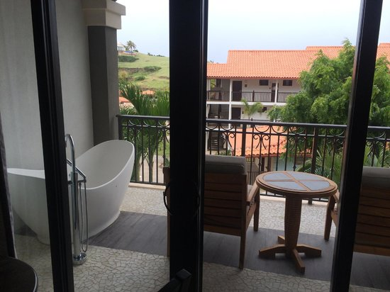Sandals LaSource Grenada Resort and Spa: View from Room