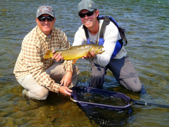 JH Trout Fly Fishing : 20.5 inch Snake River Cutty for Mark